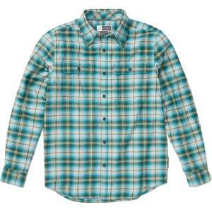 BugsAway Redding Midweight Flannel Long-Sleeve Shirt - Men's