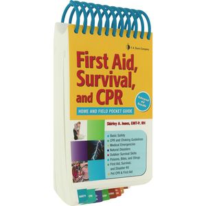 F.A. Davis First Aid, Survival, and CPR Book