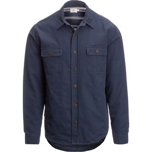 Faherty Blanket Lined CPO Jacket - Men's
