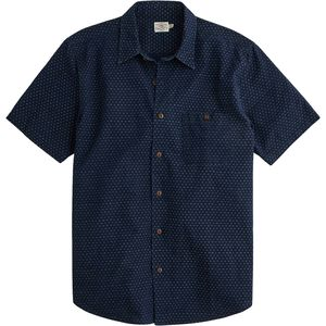 Faherty Coast Short-Sleeve Shirt - Men's