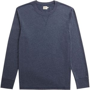 Faherty Notch Long-Sleeve Crew - Men's
