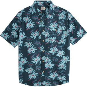 Faherty Rayon Hawaiian Shirt - Men's