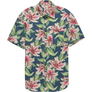 Faherty Tropical Atoll Shirt - Men's
