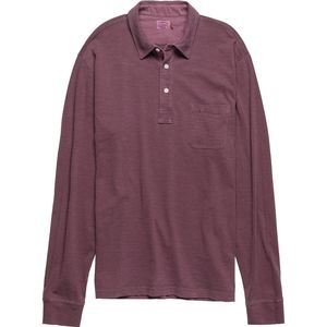 Faherty Sunwashed Long-Sleeve Polo - Men's