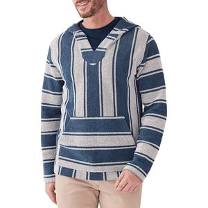 Faherty Terry Baja Poncho - Men's