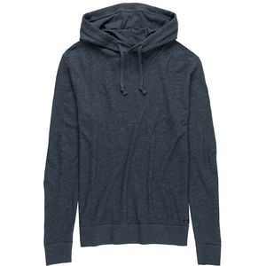 Faherty Slub Cotton Hoodie - Men's