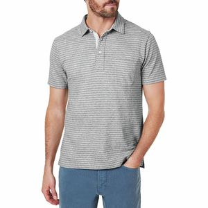 Faherty Bleeker Polo Shirt - Men's