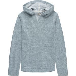 Faherty Backloop Jacquard Baja Poncho - Men's