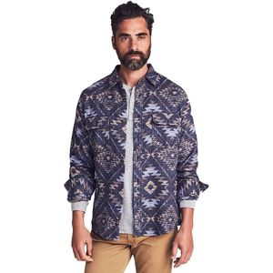 Faherty Canyon Overshirt - Men's