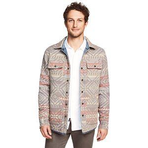 Faherty Reversible Bondi Jacket - Mens
