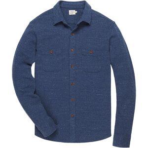 Faherty Knit Alpine Shirt - Mens