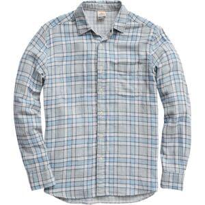 Faherty Reversible Belmar Shirt - Mens