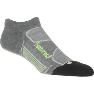 Feetures! Elite Max Cushion No Show Sock