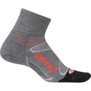 Feetures! Elite Merino+ Light Cushion Quarter Sock - Women's