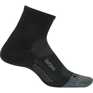 Feetures! Elite Merino 10 Quarter Ultra-Light Sock