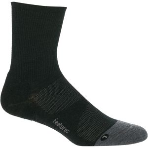 Feetures! Merino 10 Mini Crew Cushion Sock