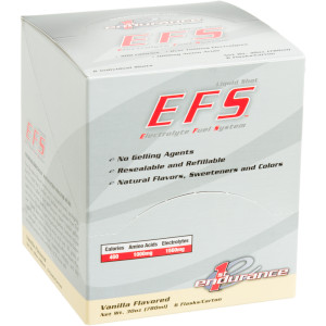 First Endurance EFS Liquid Shot - 6 Pack