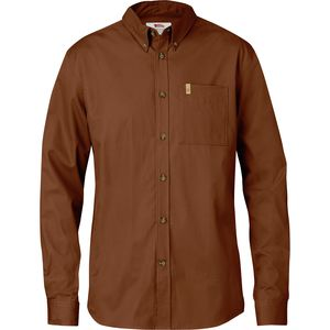 Fjallraven Ovik Solid Twill Shirt - Men's