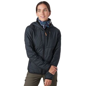 Fjallraven Keb Loft Insulated Hooded Jacket - Women's