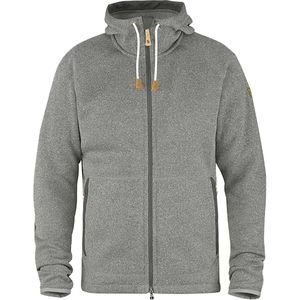 Fjallraven Ovik Fleece Hooded Jacket - Men's