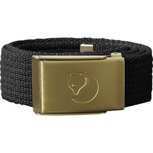 Fjallraven Canvas Brass Belt - Kids'