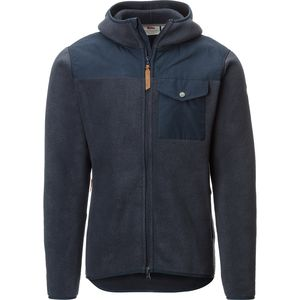 Fjallraven Singi Fleece Hooded Jacket - Men's