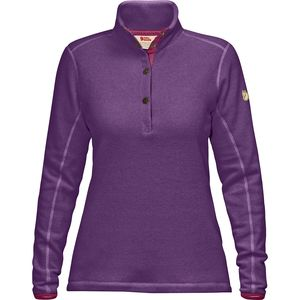 Fjallraven Ovik Fleece Sweater - Women's