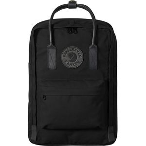 Fjallraven Kanken No.2 Black 15in Laptop Backpack