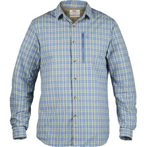 Fjallraven Abisko Plaid Hike Long-Sleeve Shirt - Men's