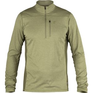 Fjallraven Abisko Vent Zip T-Shirt - Long-Sleeve - Men's