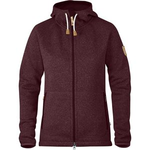 Fjallraven Ovik Fleece Hooded Jacket - Women's