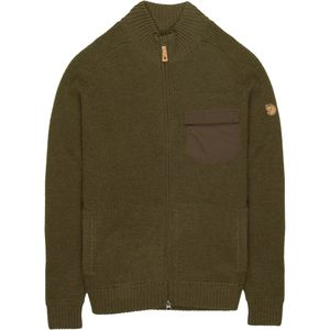 Fjallraven Sormland Zip Cardigan - Men's