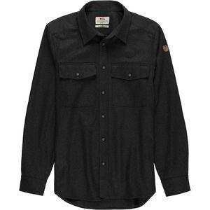 Ovik Re-Wool Long-Sleeve Shirt - Men's