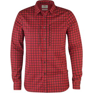 Fjallraven Lappland Flannel Long-Sleeve Shirt - Men's