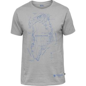 Fjallraven Greenland Printed T-Shirt - Men's