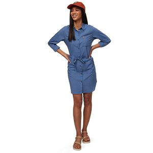 Fjallraven Ovik Shirt Dress - Women's