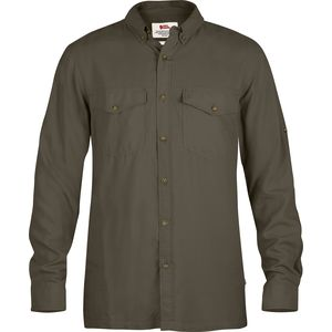 Fjallraven Abisko Vent Long-Sleeve Shirt - Men's