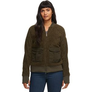 Fjallraven Greenland Pile Fleece Jacket - Women's