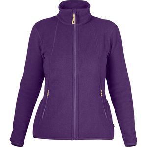 Fjallraven Stina Fleece Full-Zip Sweatshirt - Women's