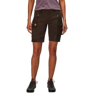 Fjallraven Nikka Curved Short - Women's