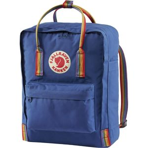 Fjallraven Kanken Rainbow 16L Backpack