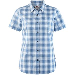 Fjallraven Ovik Check Short-Sleeve Shirt - Women's