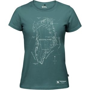 Fjallraven Greenland Printed T-Shirt - Women's