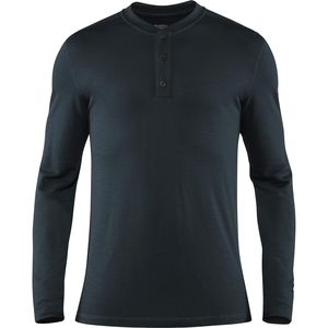 Fjallraven Singi Merino Henley Top - Men's