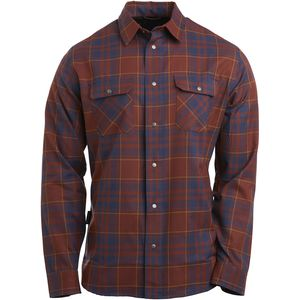 Flylow Handlebar Tech Flannel Shirt - Long-Sleeve - Men's