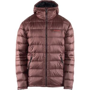 FlyLow Gear General's Down Hooded Jacket - Men's