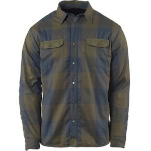 Flylow Sinclair Insulated Flannel Shirt Jacket - Men's