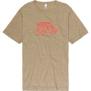 FlyLow Gear Coast T-Shirt - Men's