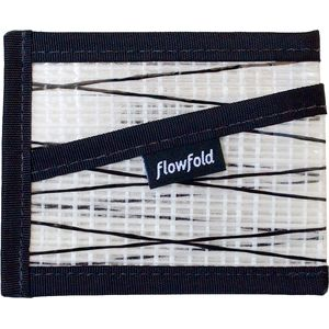 Flowfold Sailcloth Craftsman 3 Pocket Wallet - Men's