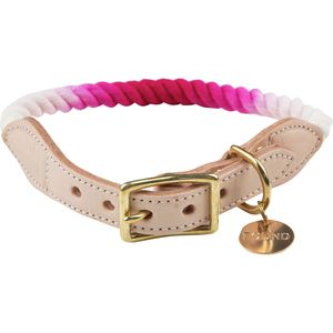 Found My Animal Rope & Leather Collar - Ombre